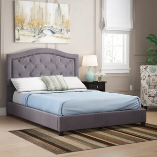 Stolle Queen Upholstered Platform Bed by Darby Home Co