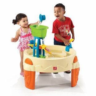 Step2 Big Splash Waterpark Sand And Water Table By Freeport Park