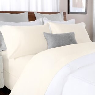 Briarwood Home 100% Cotton Solid Percale Sheet Set