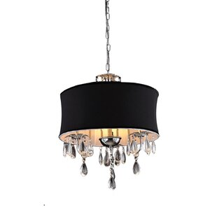 Willa Arlo Interiors Zenya 3-Light Chande..