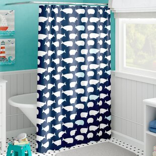 Petrie Pod Squad Shower Curtain