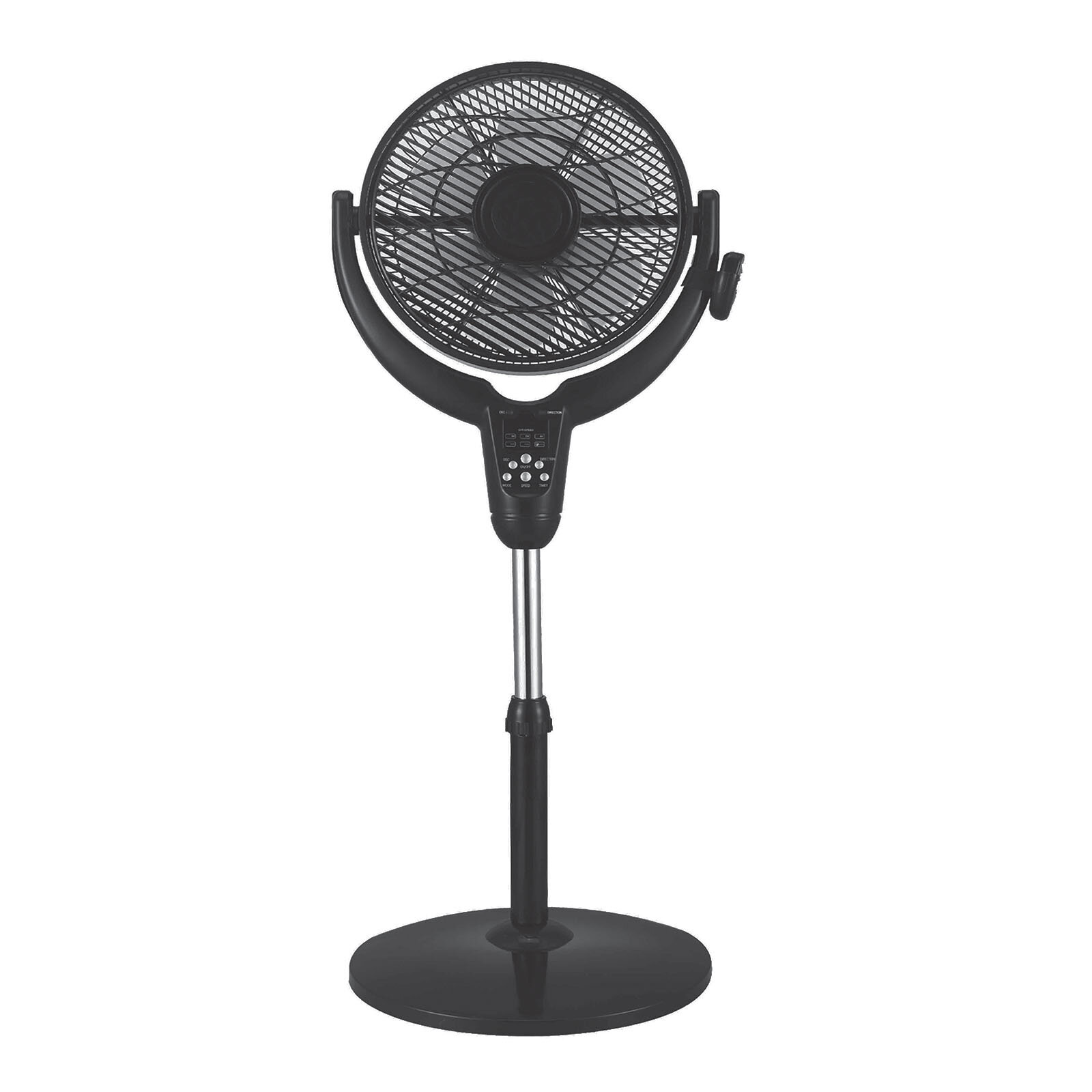 Optimus 30 Oscillating Pedestal Fan Wayfair