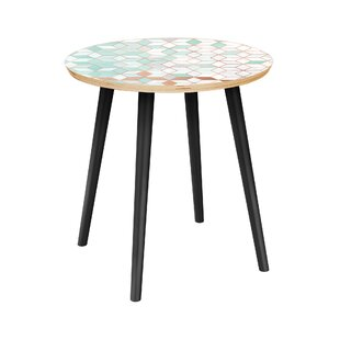Lanesboro End Table by Bungalow Rose