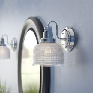 Affordable Price Gotha 1-Light Bath Scone ByBeachcrest Home