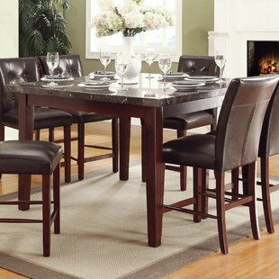Petrosky Counter Height Dining Table