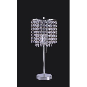 Crystal Shade Lamp | Wayfair