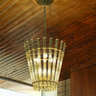 Sauterne 6-Light Chandelier by Corbett Lighting