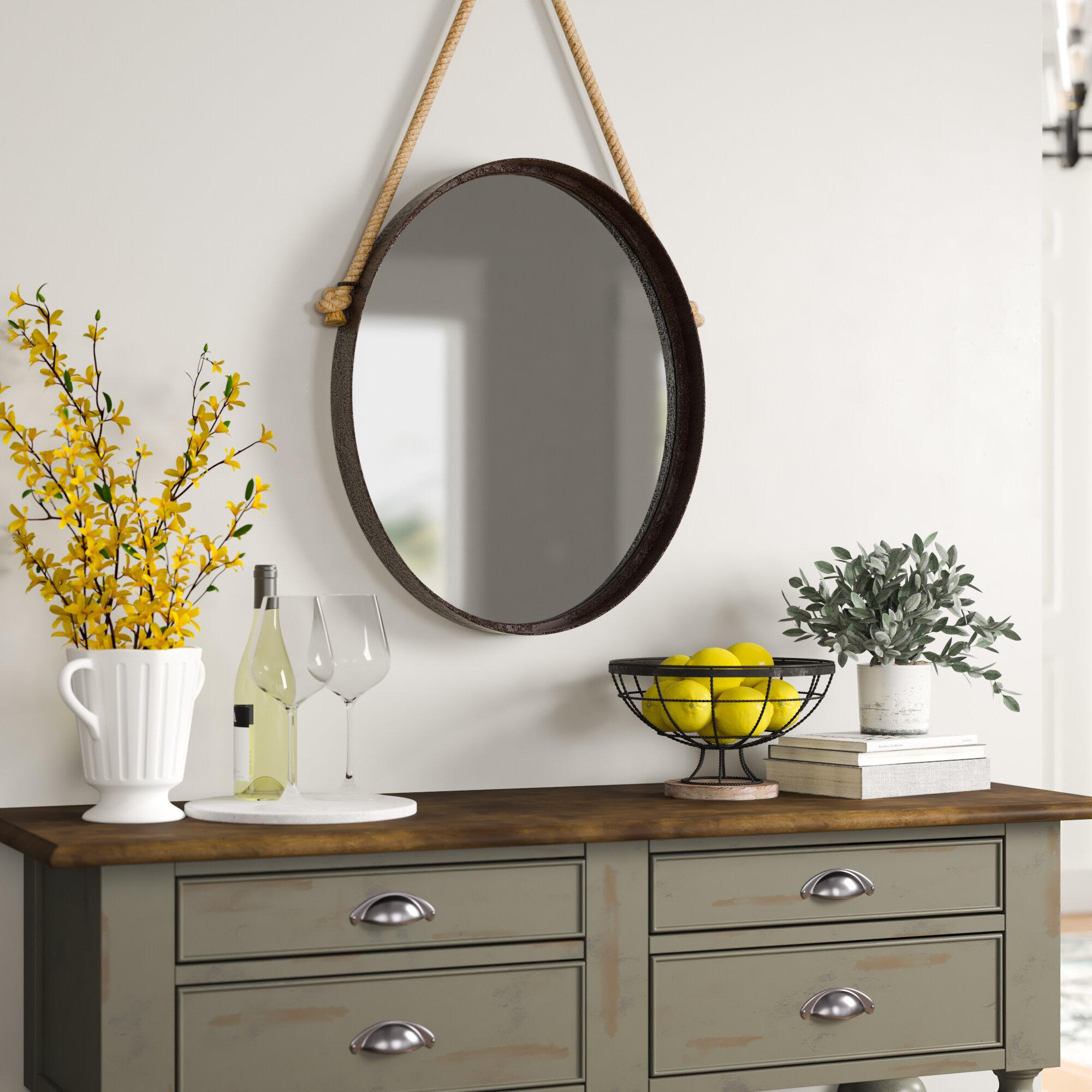 Birch Lane Millen Traditional Beveled Accent Mirror Reviews Wayfair