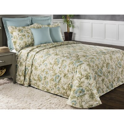 Louisiana Single Bedspread Canora Grey Size: Queen Bedspread