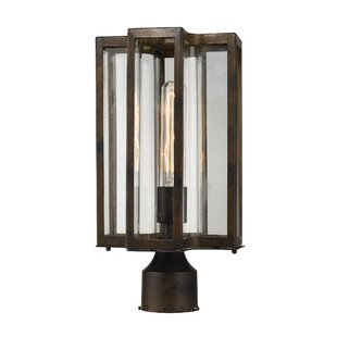 Best Price Dwana Outdoor 1-Light Lantern Head By 17 Stories