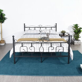 Act Full Platform Bed by Grovelane Teen