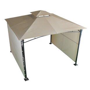 3m X 3m Steel Gazebo By Sol 72 Outdoor