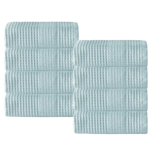 Ria 100% Cotton Washcloth (Set of 8)