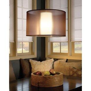 Gosnell 1-Light Pendant by Ivy Bronx