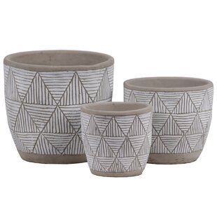 Triangle All Planters You Ll Love In 2021 Wayfair