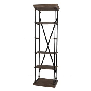 Gary Etagere Bookcase by 17 Stories