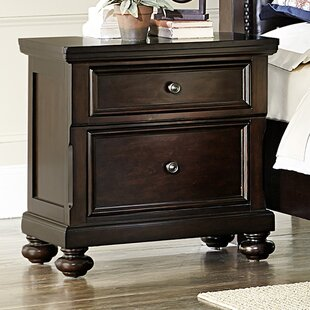 Darby Home Co Colston 2 Drawer Nightstand