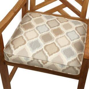 Mozaic Company Indoor/Outdoor Sunbrella Dining Chair Cushion
