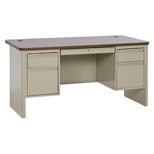 700 Series Double Pedestal Computer Desk