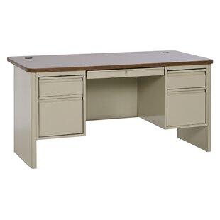 700 Series Double Pedestal Computer Desk