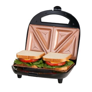 Gotham Steel Non-Stick Indoor Electric Sandwich Panini Grill