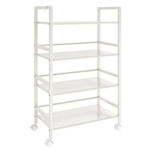 Rebrilliant Espy Metal Baker's Rack