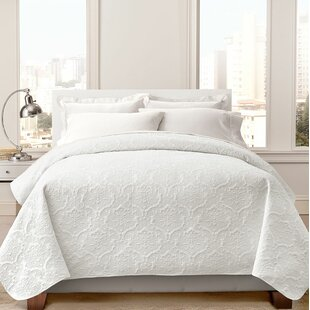 Tripp Embossed Single Reversible Quilt