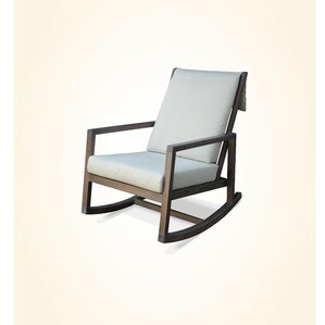 Senja Rocking Chair by Indo Puri
