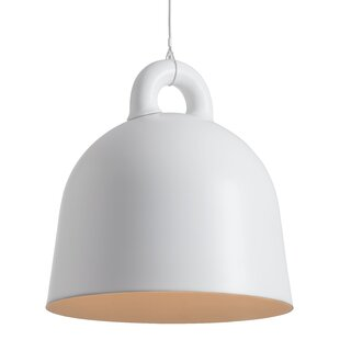 Brayden Studio Ceti 1-Light Dome Pendant
