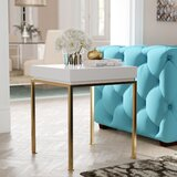 Laforest End Table by Everly Quinn