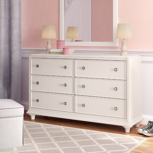 Price Check Cynthia 6 Drawer Double Dresser by Viv + Rae Reviews (2019) & Buyer's Guide