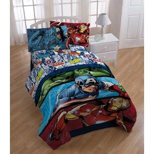 Avengers 'Publish' Comforter