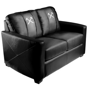 West Ham United Hammers Logo Loveseat