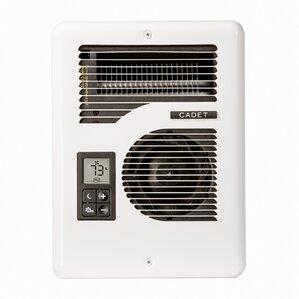 Perfect Com Pak Series Energy Plus Multi Watt 120/240 Volt Electric Fan