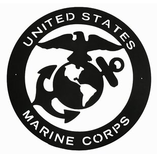 Marine Corps Wall Décor by LANDDescapes