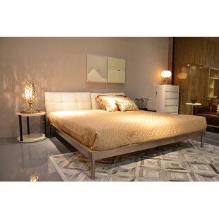 Dora Upholstered Platform Bed