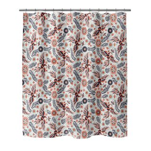 Geraldine Single Shower Curtain
