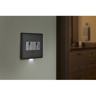 Light Switches For Controls & Dimmers You'll Love | Wayfair