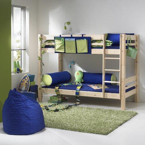 Etagenbett Lonnie Harriet Bee Farbe (Bettgestell): Natur lackiert| Liegefläche: 90 x 200 cm | Kinderzimmer > Kinderbetten | Harriet Bee