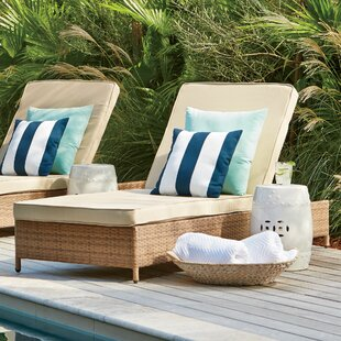 Birch Lane™ Hillcrest Wicker Chaise