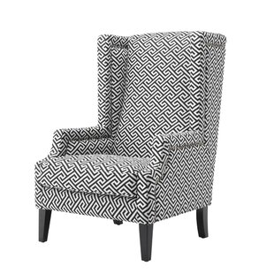 Inexpensive Eleventy Wingback Chair by Eichholtz