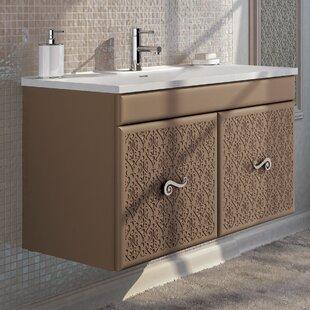 Rambo 32 Single Bathroom Vanity Set by World Menagerie