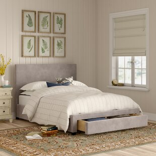 Fortin Upholstered Storage Platform Bed by Latitude Run