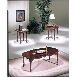 Charlton Home Thayer Coffee Table Set (Set of 3)