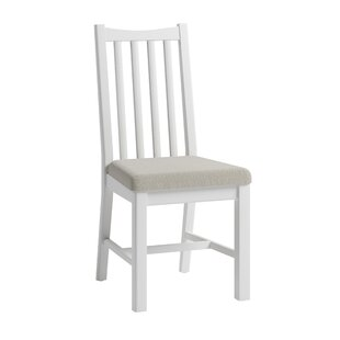 Canndale Solid Wood Dining Chair (Set Of 2) By August Grove