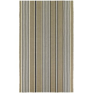 Artique Hand-Woven Buttered Rum Area Rug