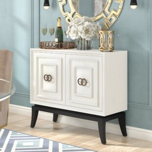 Postell 2 Door Accent Cabinet