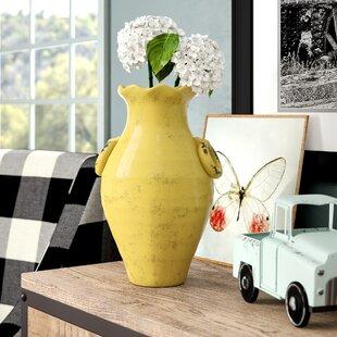 Setsuko Old World Hand Thrown Table Vase