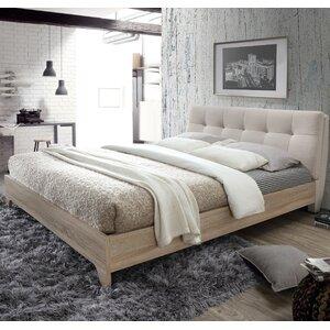 Rebecca Upholstered Full Platform Bed
