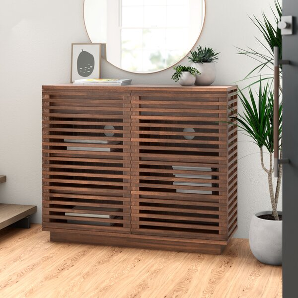 Ashington 2 Door Accent Cabinet Reviews Allmodern
